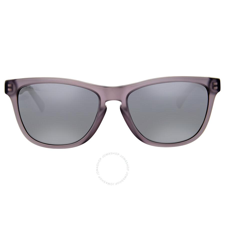 a818b70f325e Oakley Frogskins LX Satin Smoke Polarized Sunglasses Item No.  OO2043-204310-56