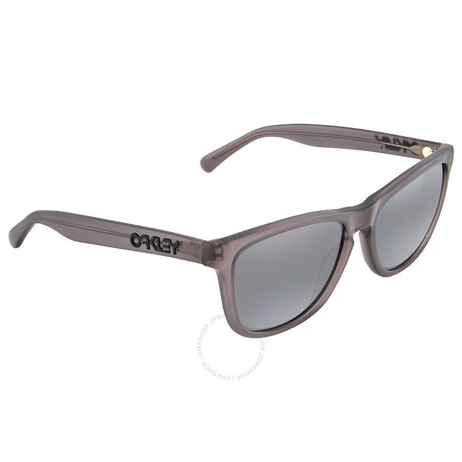 78150b309d50d Oakley Frogskins LX Satin Smoke Polarized Sunglasses - Oakley ...