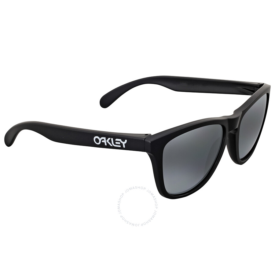 e31acfb9f1b3f Oakley Frogskins Polarized Black Iridium Sunglasses Oakley Frogskins  Polarized Black Iridium Sunglasses ...