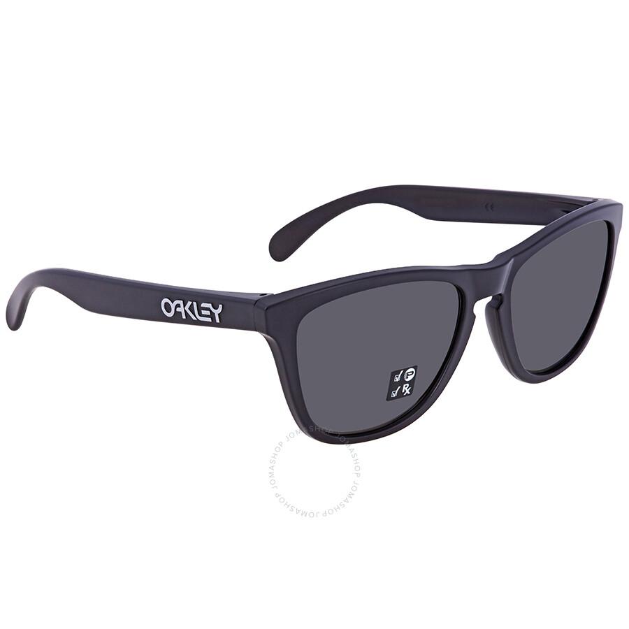 2c977237c Oakley Frogskins Polarized Prizm Black Sunglasses OO9013 9013F7 55 Item No.  OO9013 9013F7 55