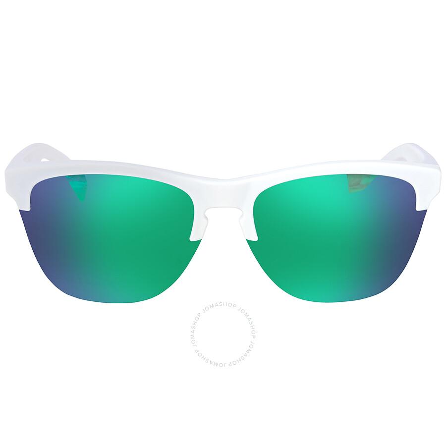 93c03b6ea9288 ... Oakley Frogskins Prizm Jade Round Men s Sunglasses OO9374 937415 63 ...