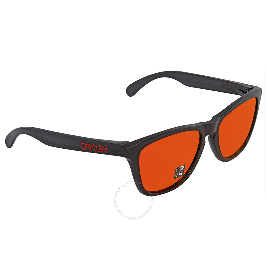 ea05d3aecd Oakley Frogskins Prizm Ruby Oval Men s Sunglasses OO9013 9013C9 55 ...