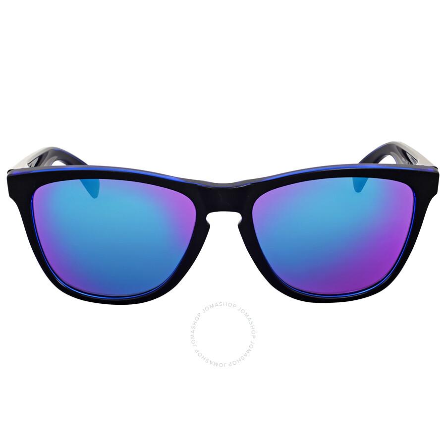 Oakley Frogskins Sapphire Iridium Sunglasses - Oakley - Sunglasses ... 946c8d6dff