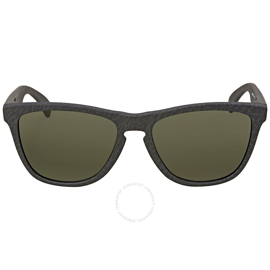 574822cf0cd Oakley Frogskins Sunglasses - Gunpowder Dark Grey Item No. 0OO9013-901375-55