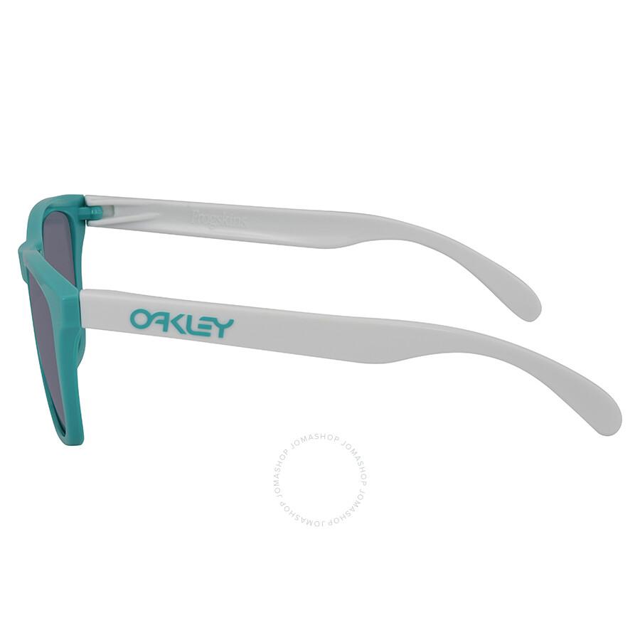 f6b3f5cdb1 Oakley Frogskins Sunglasses - Seafoam - Oakley - Sunglasses - Jomashop