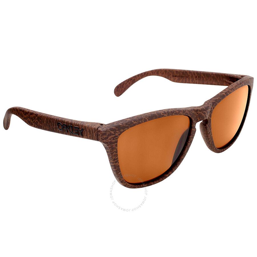 80eac326187 Oakley Frogskins Sunglasses - Tobacco Dark Bronze - Oakley ...