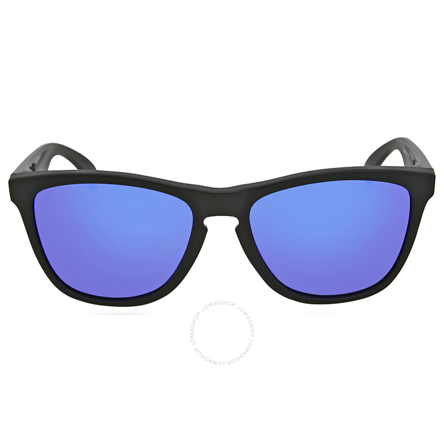Oakley Frogskins Violet Iridium Sunglasses OO9013-24-298-55 - Oakley ... 38d61d4307