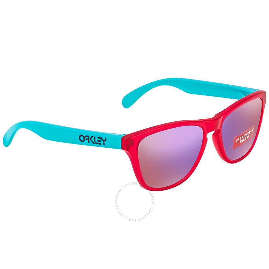 a28d6bc4dae Oakley Frogskins XS Crystal Prizm Road Sunglasses OJ9006 900609 53 ...