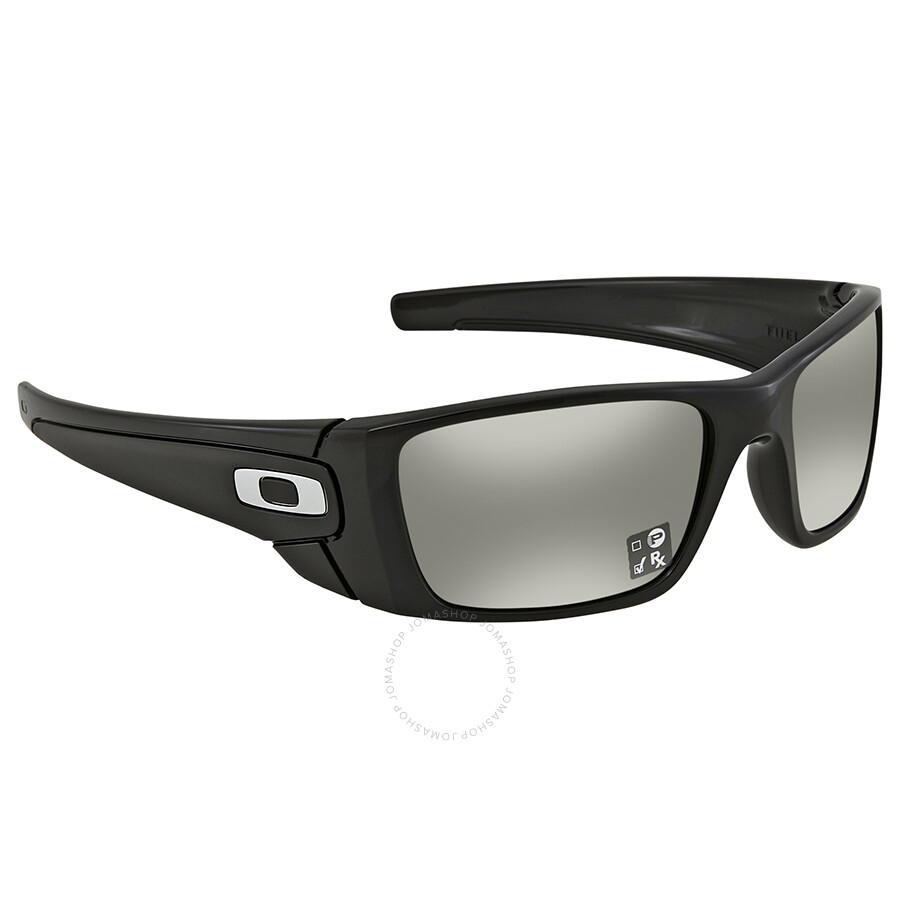e4d1f8c555 Oakley Fuel Cell Prizm Black Rectangular Men s Sunglasses OO9096 9096J5 60  ...
