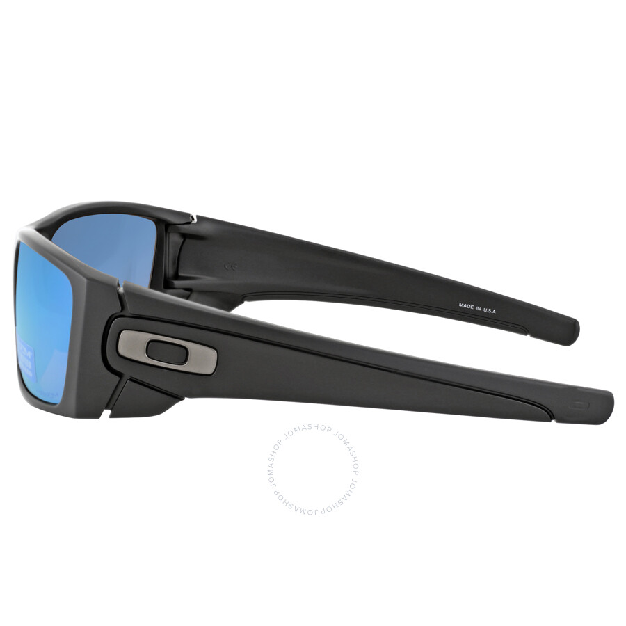 785b610d2e4 ... Oakley Fuel Cell Prizm Deep Water Sunglasses - Matte Black Polarized ...