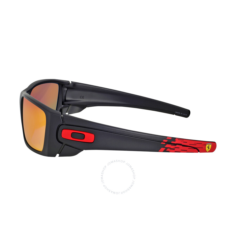 a6282e49914a ... Oakley Fuel Cell Scuderia Ferrari Sunglasses - Matte Black/Ruby