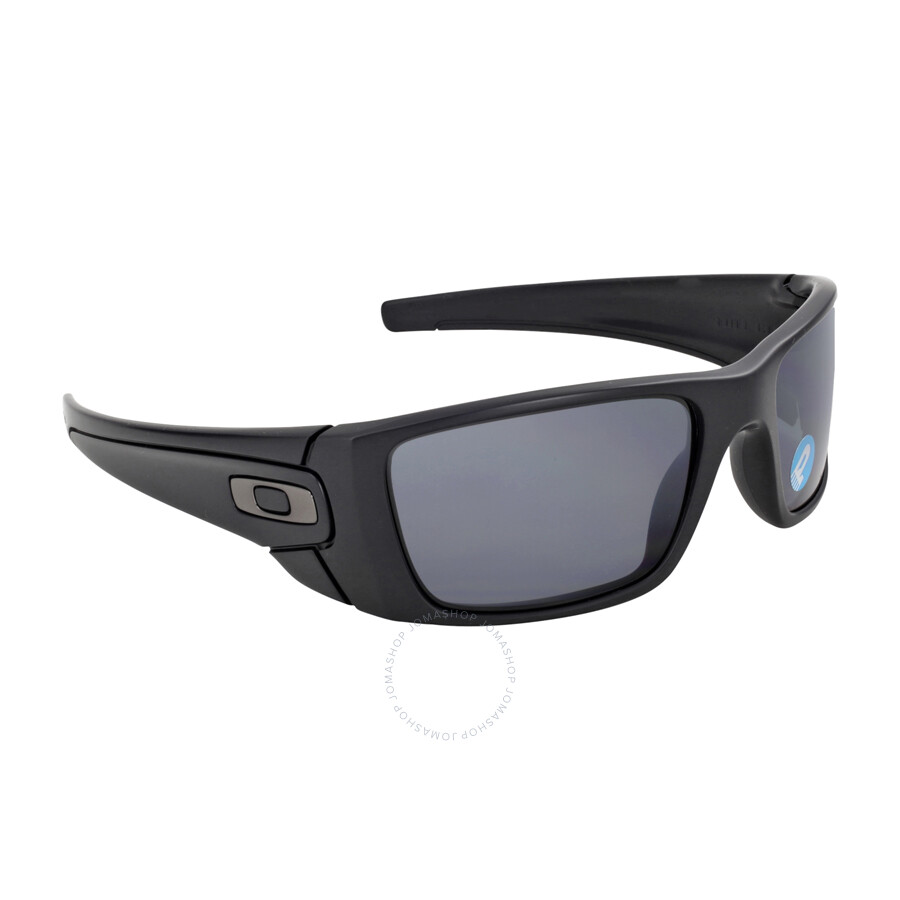 9bcb93b63e6 Oakley Fuel Cell Sunglasses - Matte Black Grey Polarized - Oakley ...