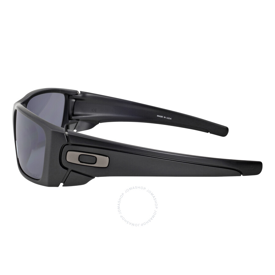 5d6f4eb83682 Oakley Fuel Cell Sunglasses - Matte Black Grey Polarized - Oakley ...