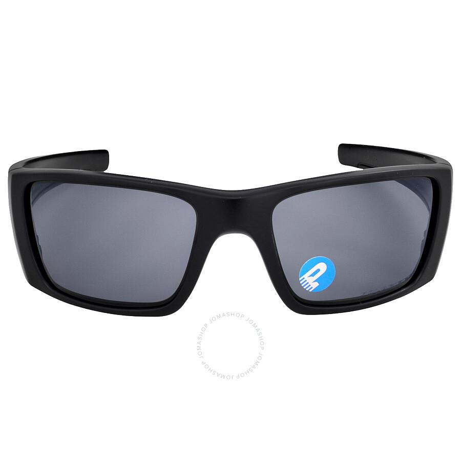 black polarized oakley sunglasses  sunglasses   matte
