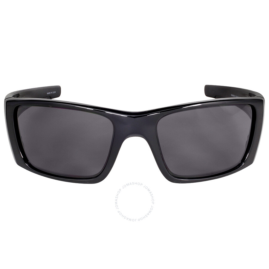 83d63e41f5350 Oakley Fuel Cell Wrap Sunglasses - Polished Black Warm Grey Item No.  0OO9096-909601-60