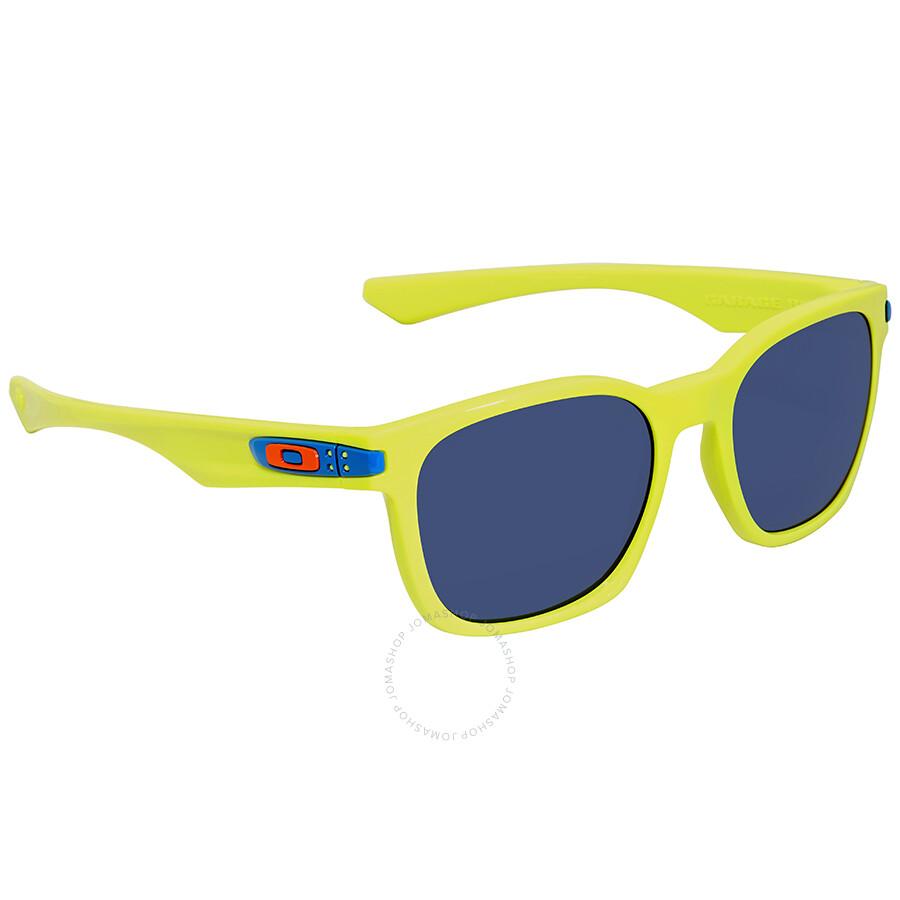 cb20def2344 Oakley Garage Rock Blue Men s Sunglasses OO9175 917514 55 - Oakley ...