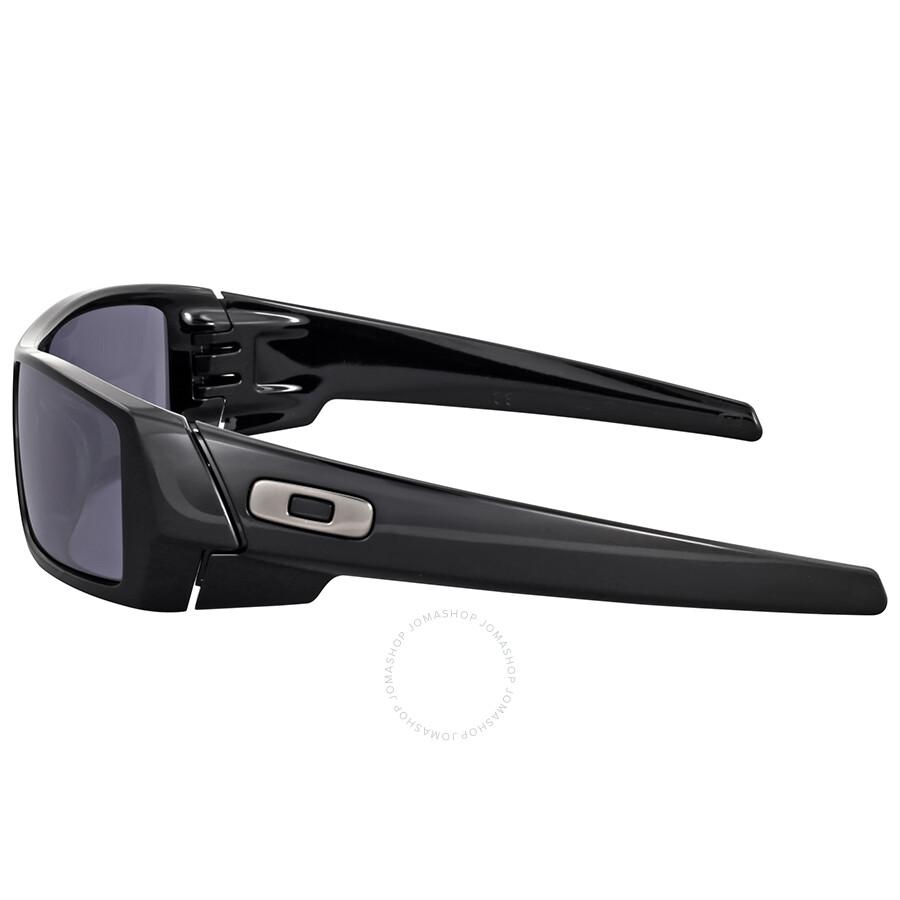 ee198f4ebd Oakley Gascan Polished Black Sunglasses - Oakley - Sunglasses - Jomashop
