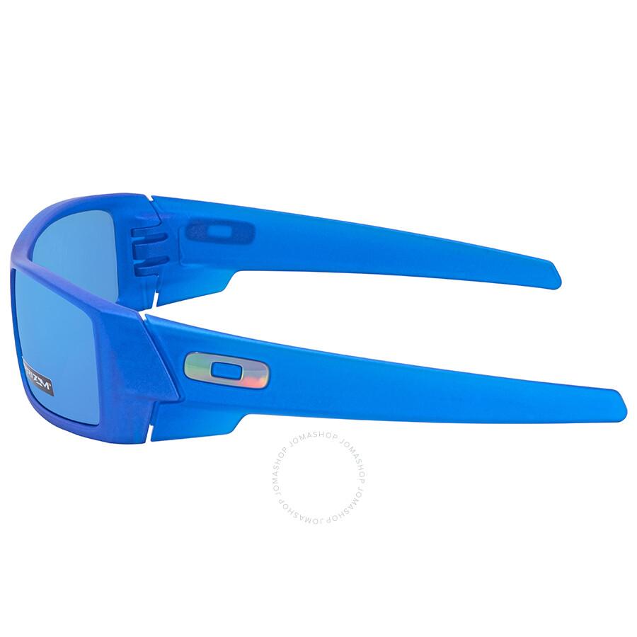 98478c5709 Oakley Gascan Prizm Sapphire Rectangular Sunglasses OO9014 901434 60 ...