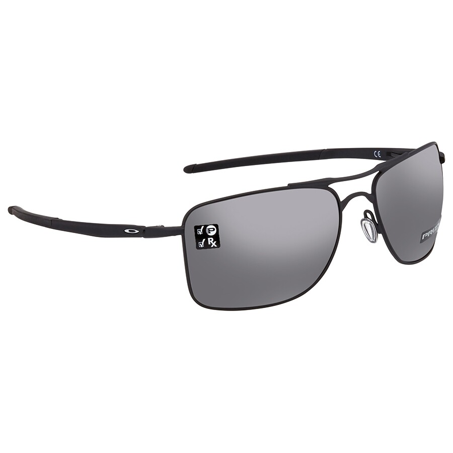 Oakley Gauge 8 >> Oakley Gauge 8 Prizm Black Polarized Sunglasses Men S Sunglasses Oo4124 412402 62