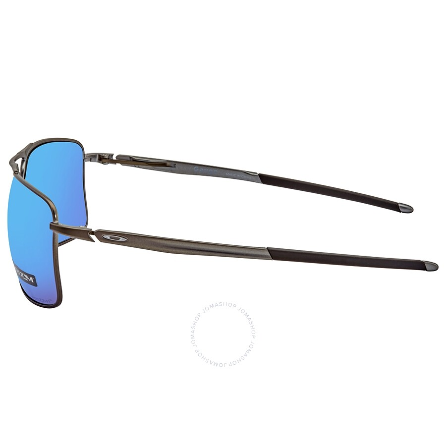 Oakley Gauge 8 >> Oakley Gauge 8 Prizm Sapphire Polarized Sunglasses Men S Sunglasses Oo4124 412406 62