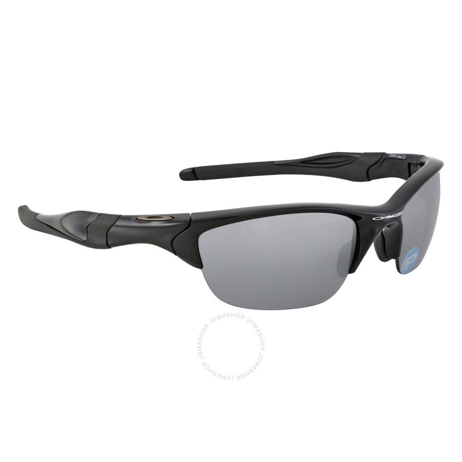 63bdee780b7 Oakley Half Jacket 2.0 Sunglasses - Polished Black Polarized ...