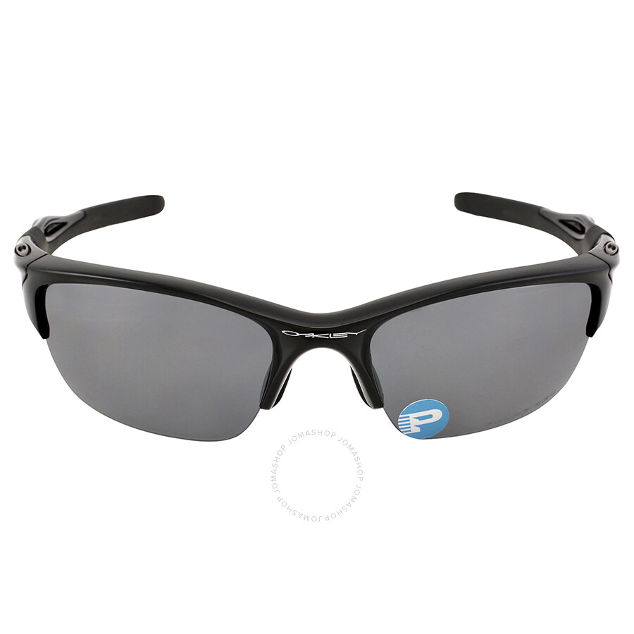 53ba801a023 Oakley Half Jacket 2.0 Sunglasses - Polished Black Polarized Item No. OO9144 -914404-62