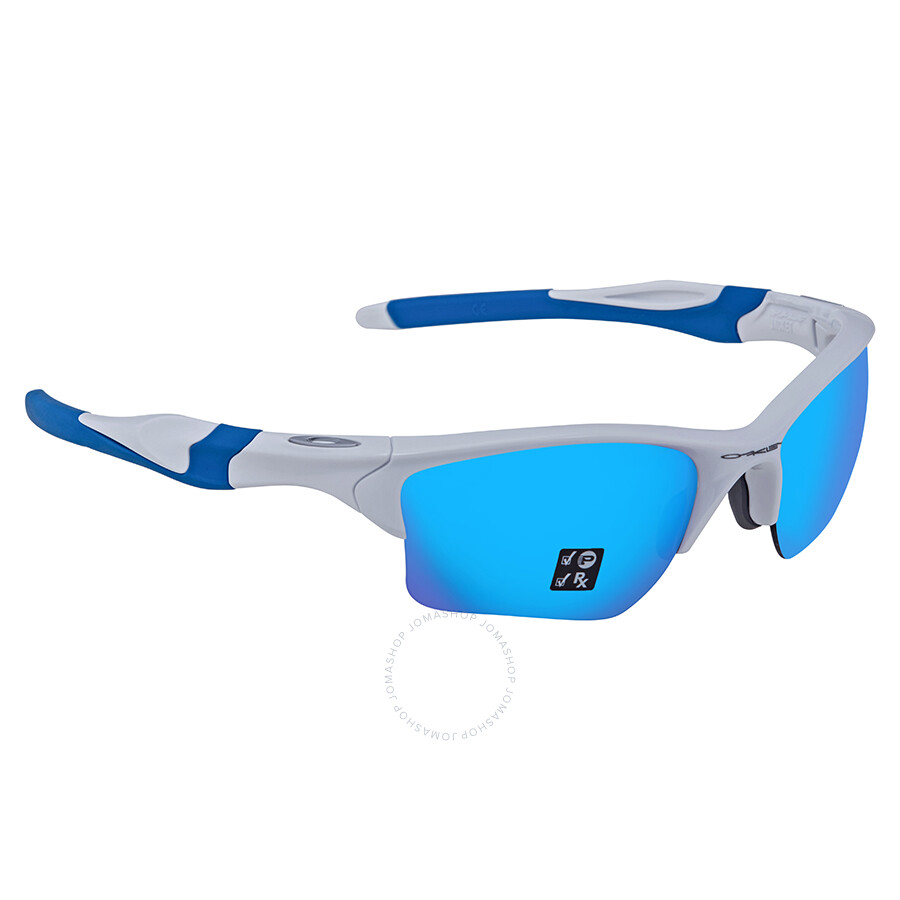 2a1486f2049d9 Oakley Half Jacket 2.0 XL Blue Sport Men s Sunglasses 0OO9154 915459 62 ...