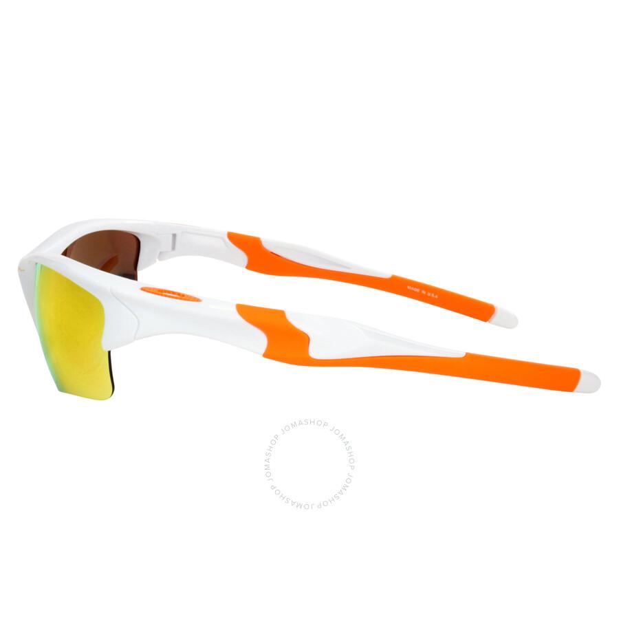 399047a87a ... Oakley Half Jacket 2.0 XL Fingerprint Sunglasses - Polished White Fire