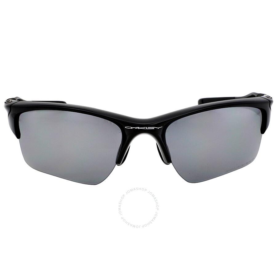 Oakley Half Jacket Sport Sunglasses - Polished Black ...