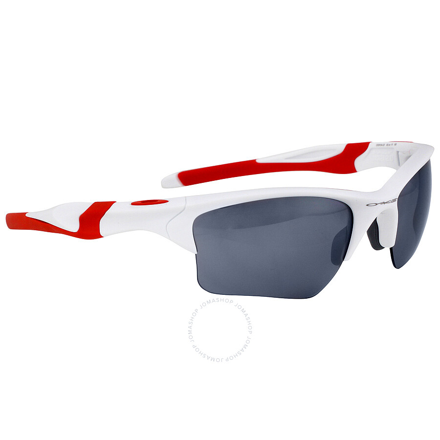 Sport Sunglasses Polished Whiteiridium Half Jacket Oakley Pcy8Et