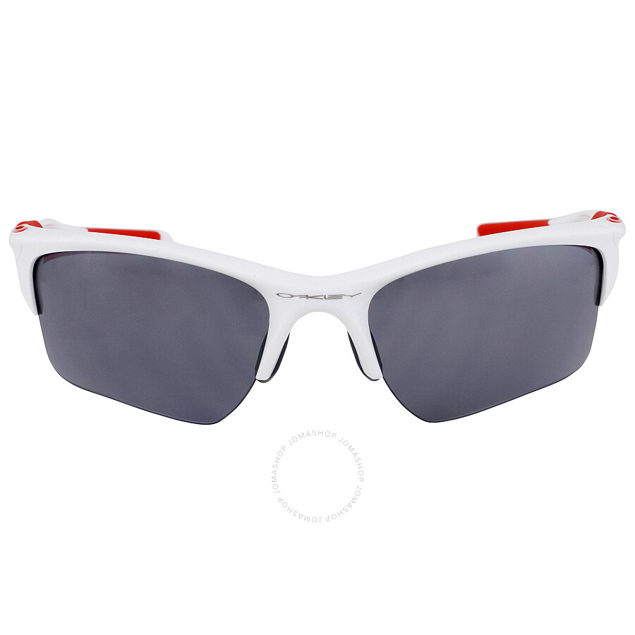 1415ec6ad8 Oakley Half Jacket Sport Sunglasses - Polished White Iridium Item No.  0OO9154-915423-62