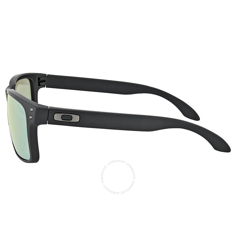 3ba4551b44 Oakley Holbrook 55 MM Emerald Iridium Polarized Sunglasses - Oakley ...
