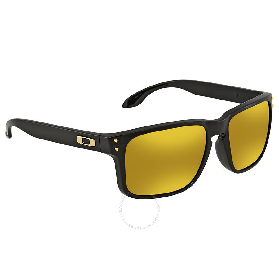 5e6f4223204 Oakley Holbrook Asia Fit 24K Iridium Sunglasses OO9244 924420 56 ...