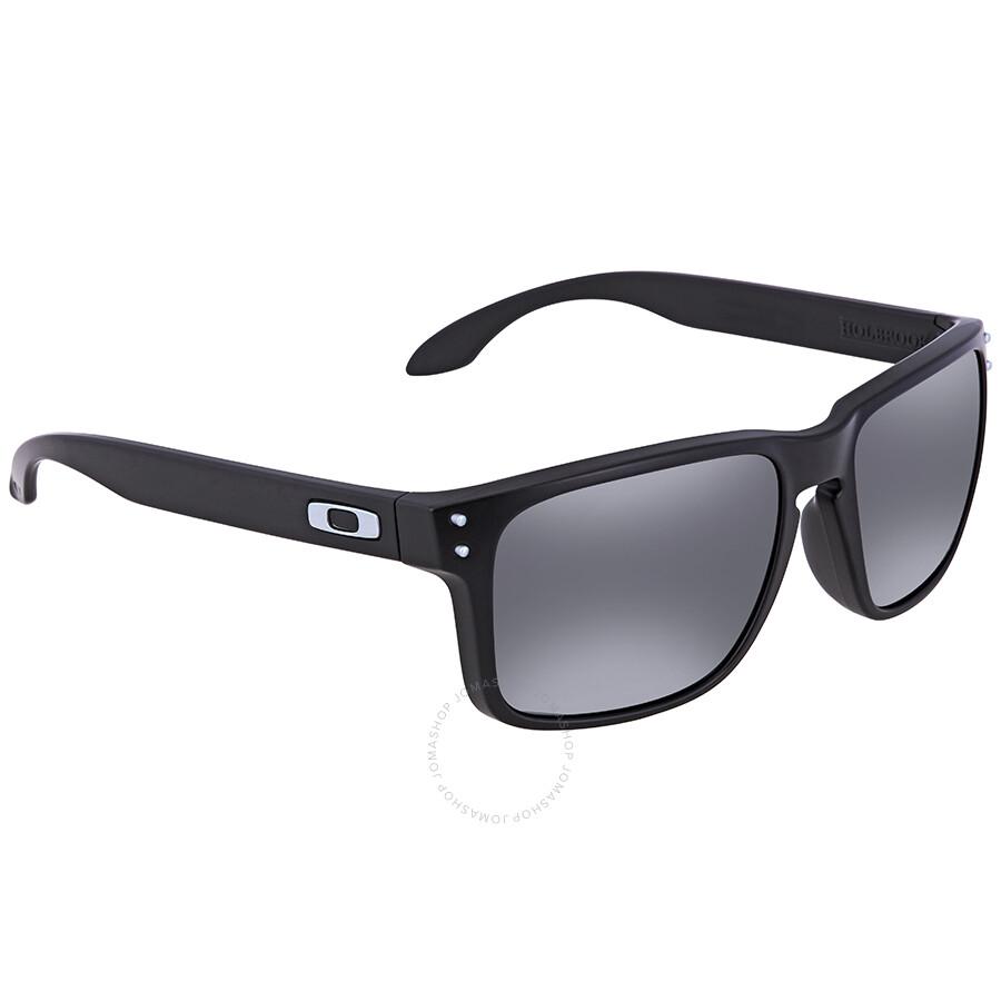 Oakley Holbrook Asia Fit Prizm Black Square Men s Sunglasses  OO9244-924427-56 ... d2c0375bc5