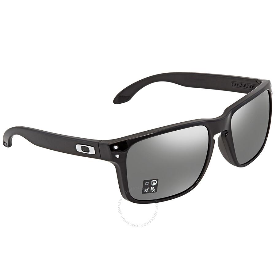 781b68ea7e2 Oakley Holbrook Black Prizm Iridium Square Men s Sunglasses  OO9102-9102E1-55 ...