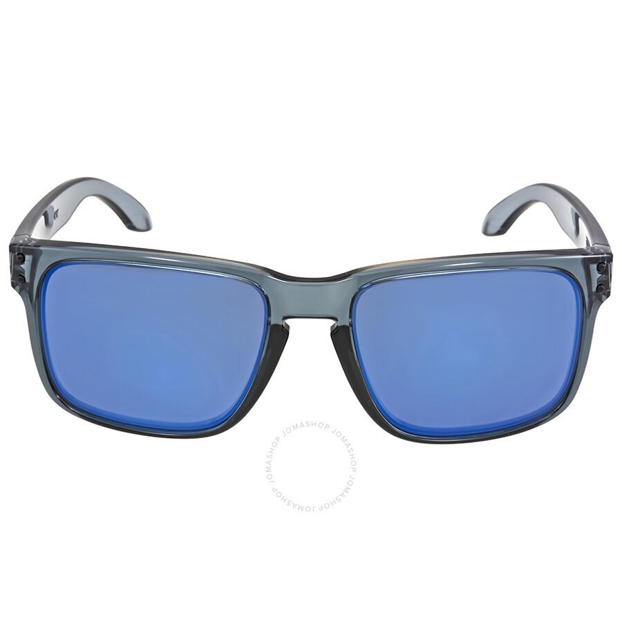 10e1219db7b Oakley Holbrook Blue Men s Sunglasses - Oakley - Sunglasses - Jomashop