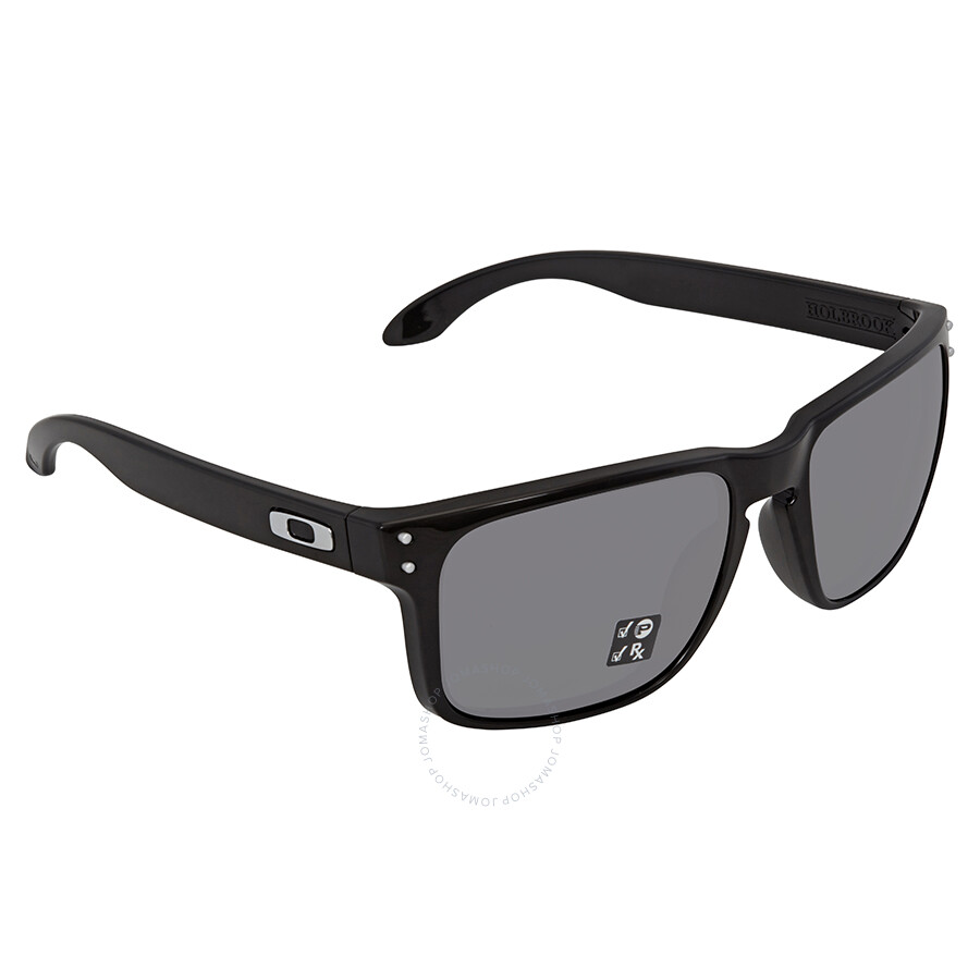 23b119b44c Oakley Holbrook Grey Polarized Sunglasses 0OO9102-910202-55 - Oakley ...