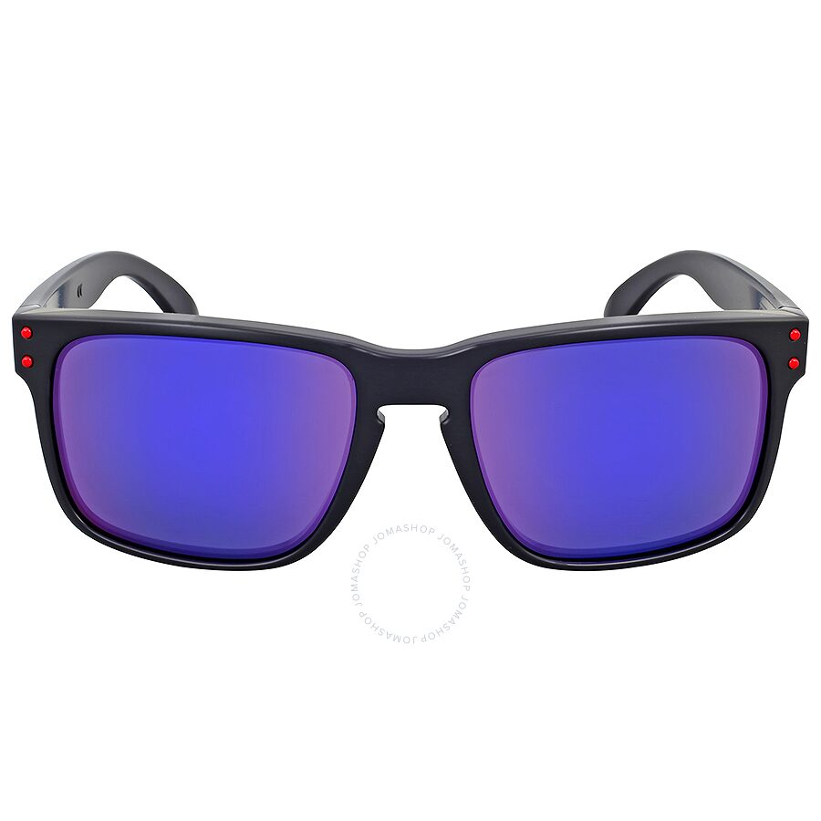 d4bd5a8d71 Oakley Holbrook Matte Black Sunglasses OO9102-910236-55 - Oakley ...