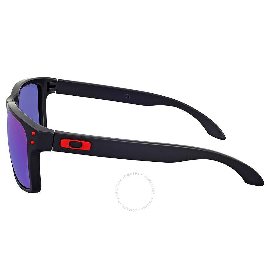 409441ce38 Oakley Holbrook Matte Black Sunglasses OO9102-910236-55 - Oakley ...