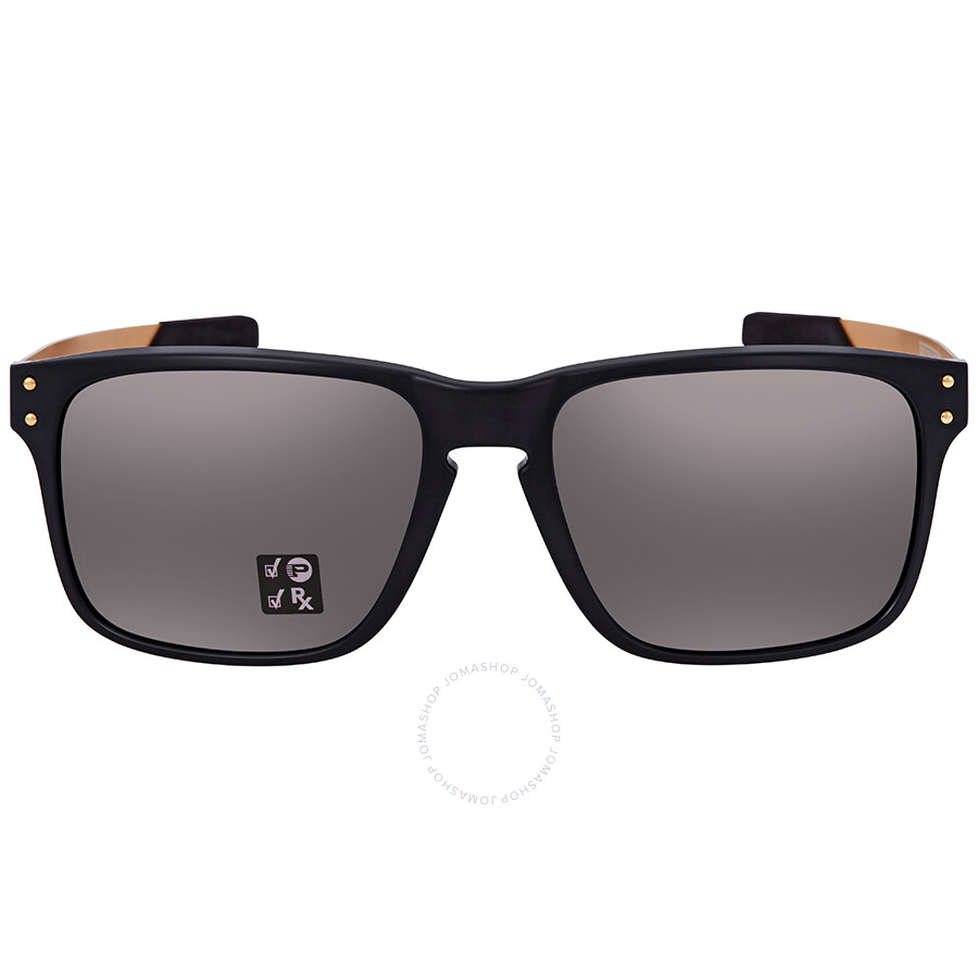 e325eebb6eb ... Oakley Holbrook Mix Prizm Black Polarized Asia Fit Sunglasses OO9385  938507 57 ...