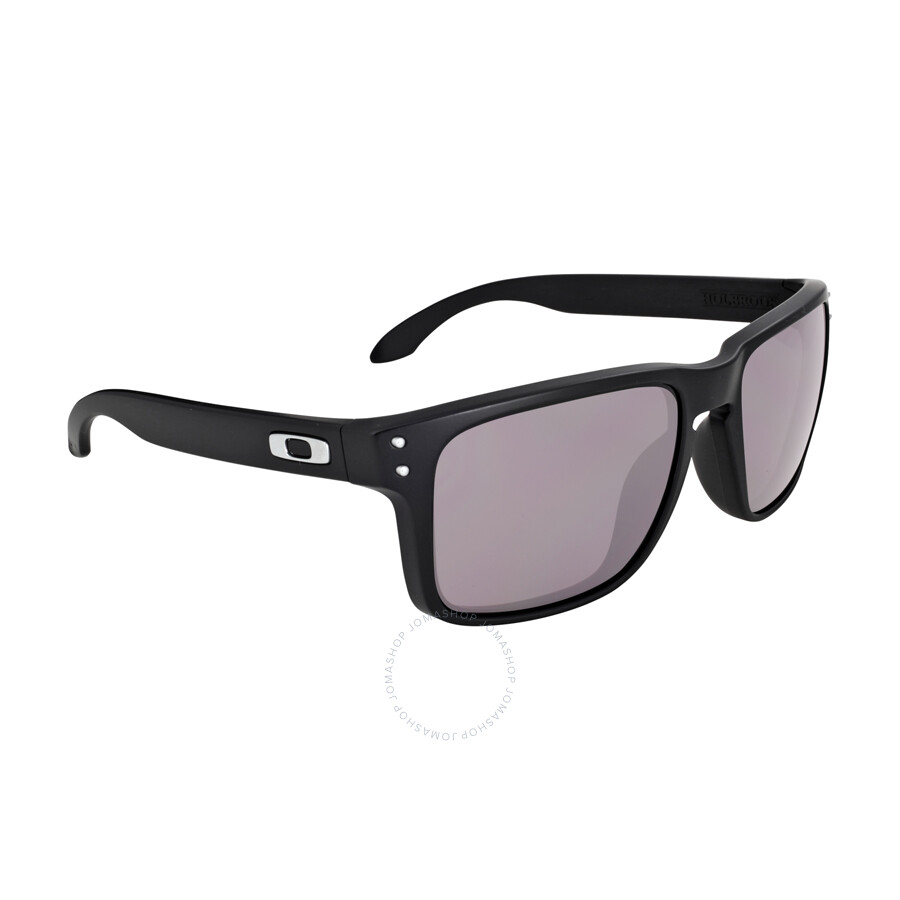 oakley matte black sunglasses ve7d  Oakley Holbrook Sunglasses