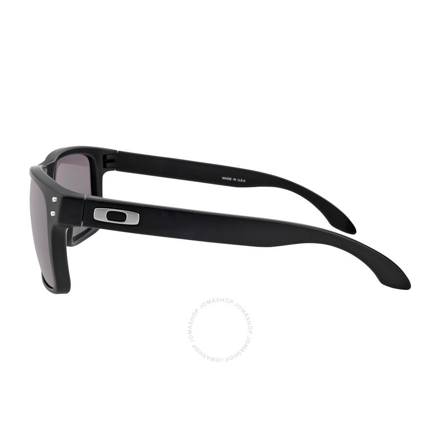 Oakley Holbrook Sunglasses - Matte Black Grey - Oakley - Sunglasses ... 0af08df8fc