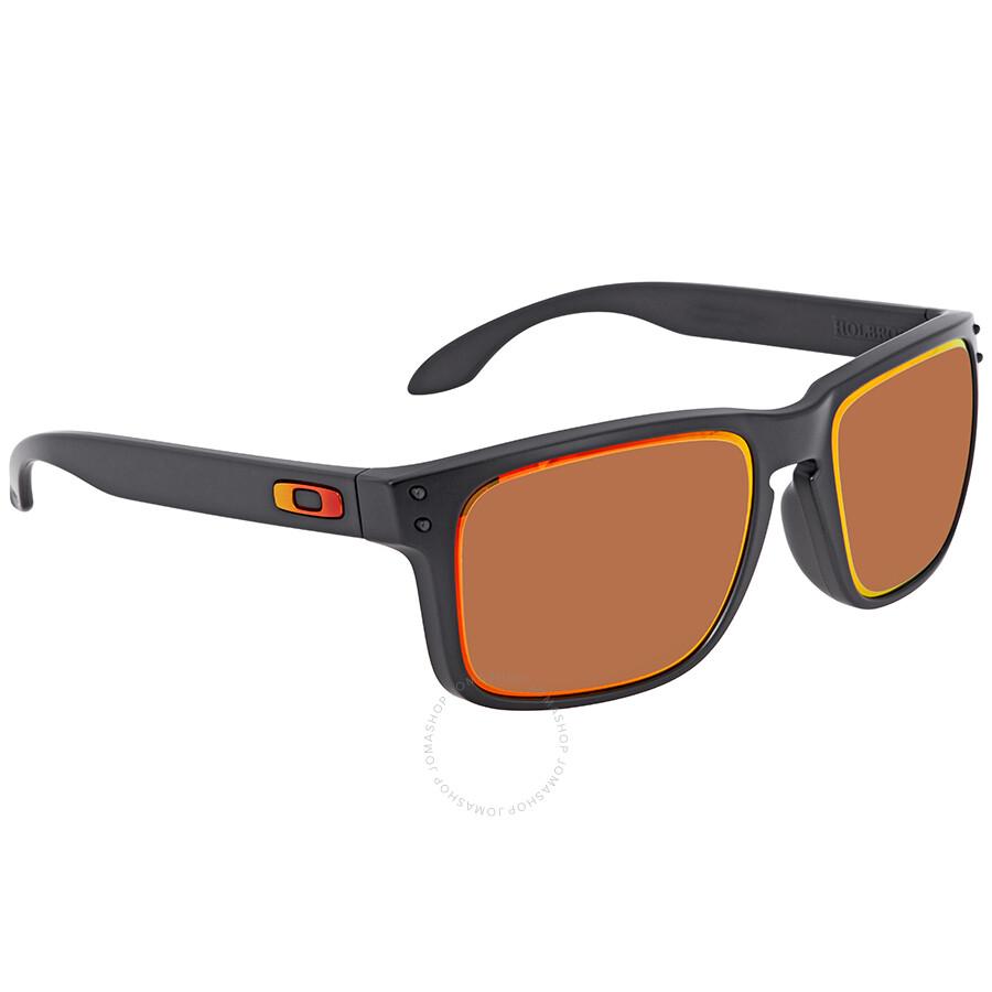 69d4b0ff4d1f0d ... sale oakley holbrook prizm bronze rectangular mens sunglasses oo9244  924438 56 98ac4 848d9 ...