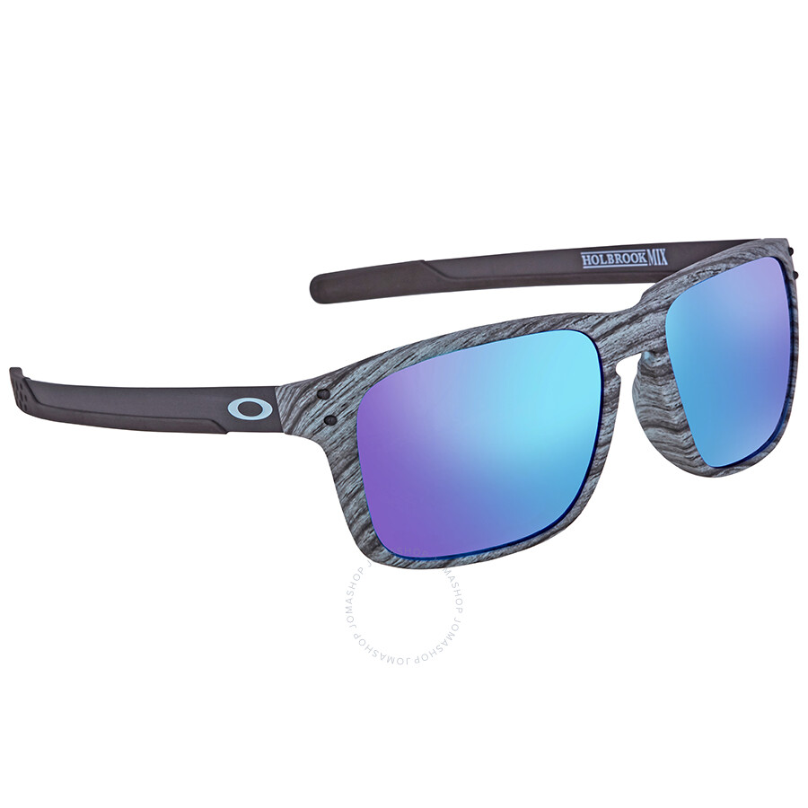 f103bcb9cccb7 Oakley Holbrook Mix (Asia Fit) Prizm Sapphire Rectangular Men s Sunglasses  OO9385 938510 57 ...