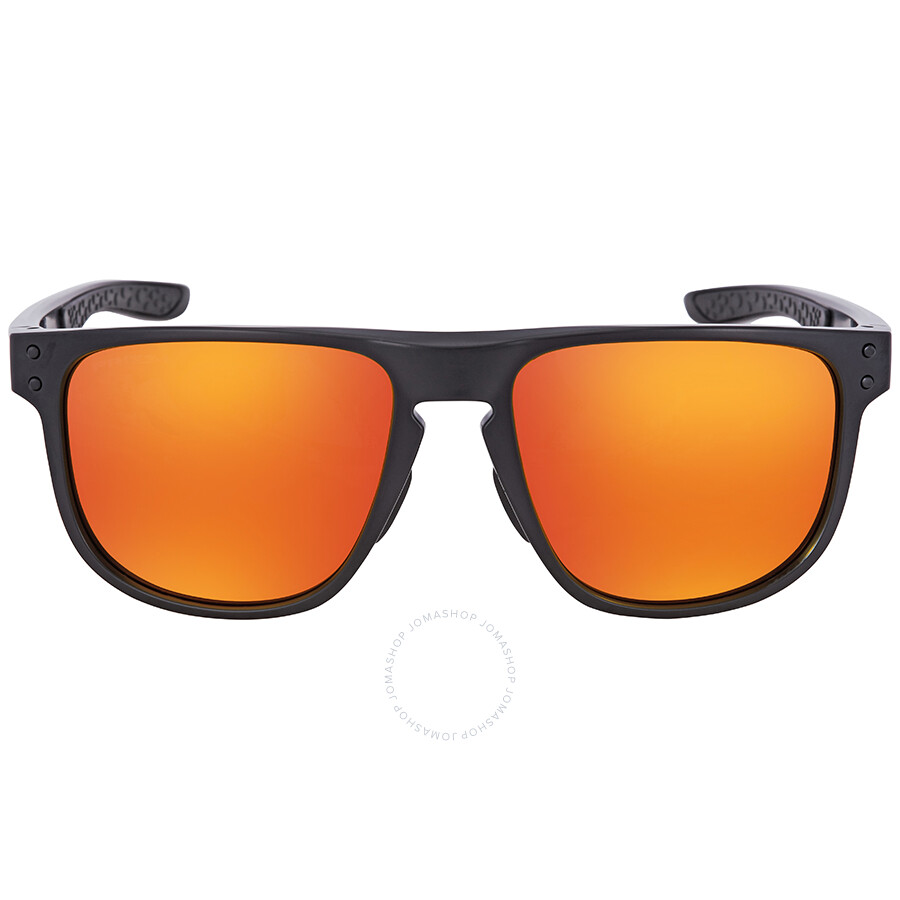 a5195318e5 ... Oakley Holbrook R (Asia Fit) Prizm Ruby Square Sunglasses OO9379 937903  55 ...