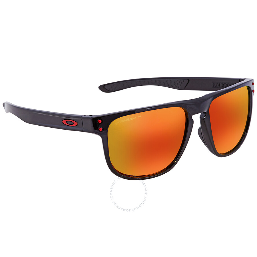 4ef404d4c2 Oakley Holbrook R Prizm Ruby Polarized Men s Sunglasses OO9377 937707 55 ...