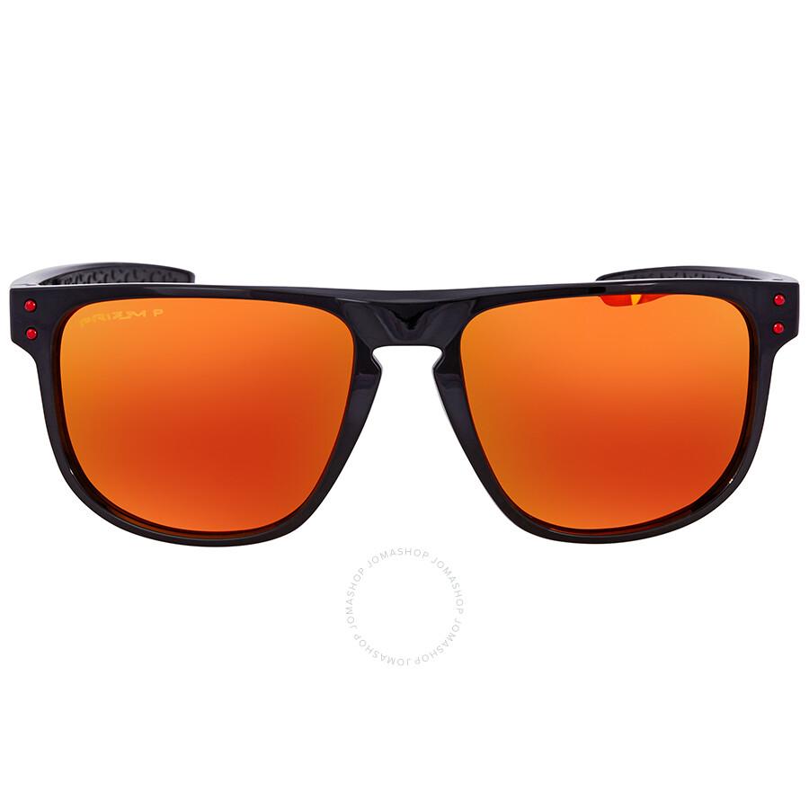3be6f7587e39c ... Oakley Holbrook R Prizm Ruby Polarized Men s Sunglasses OO9377 937707 55  ...
