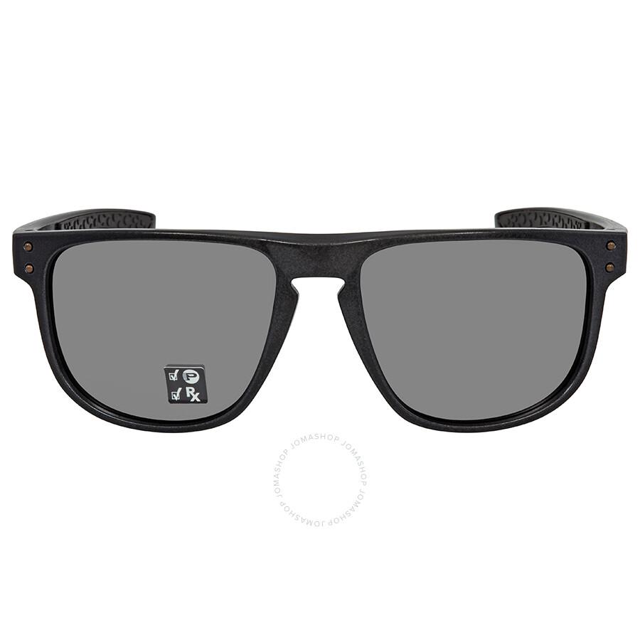 ef57e392a7 ... Oakley Holbrook R Scenic Grey Prizm Black Polarized Sunglasses OO9377  937708 55 ...