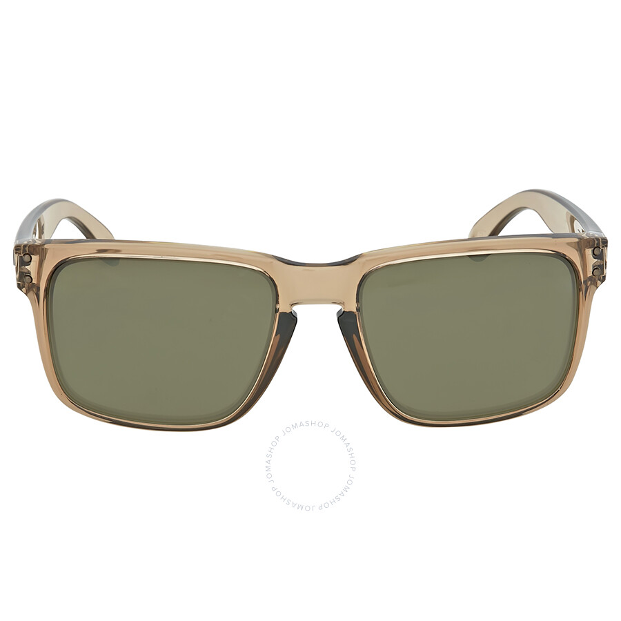 1d3d9fc4030 Oakley Holbrook Sepia Ink Square Sunglasses - Oakley - Sunglasses ...