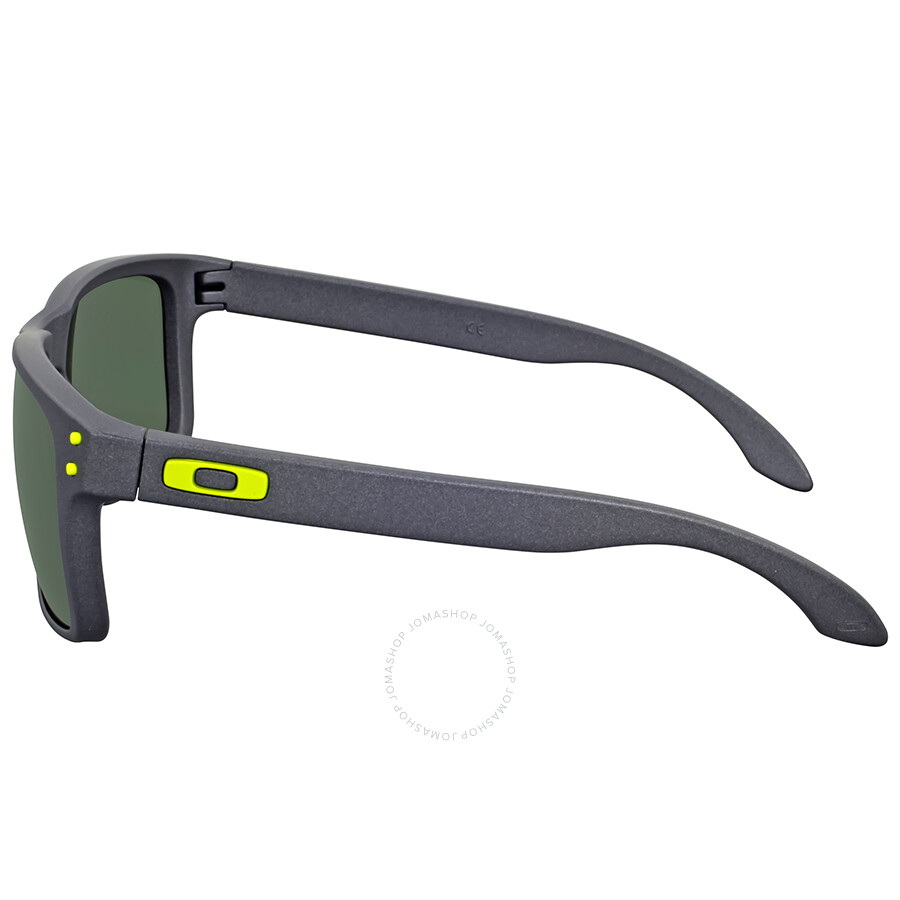 980416ef8d2 Oakley Holbrook Steel Dark Grey Sunglasses OO9102-910238-55 - Oakley ...